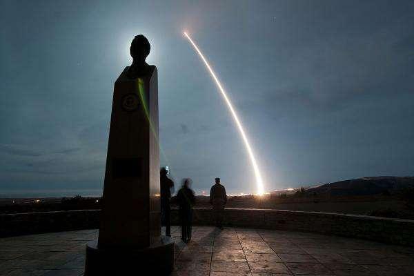 США провели новий запуск балістичної ракети Minuteman III