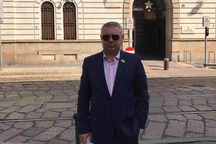 В Італії львівського нардепа шість годин допитували упрокуратурі