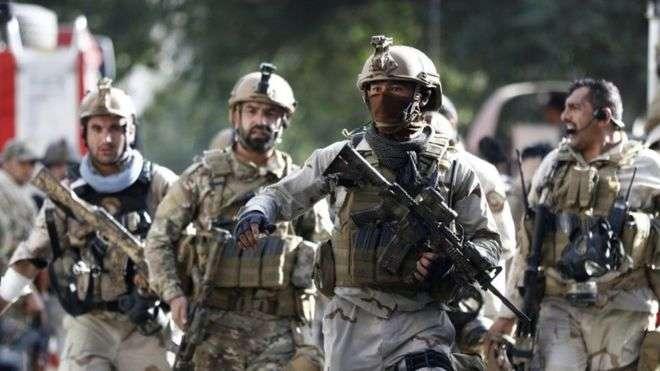 ВАфганістані смертник напав наконвой НАТО, є загиблі