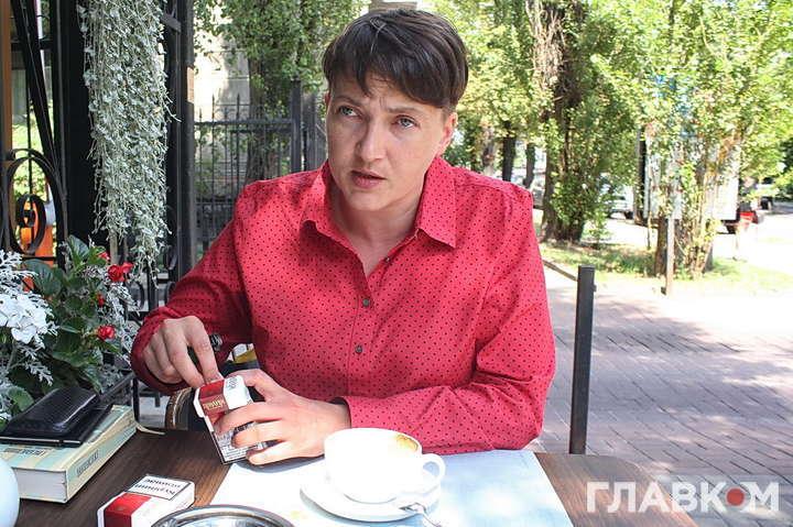 Савченко зізналася, щозаробляла нажиття сексом потелефону