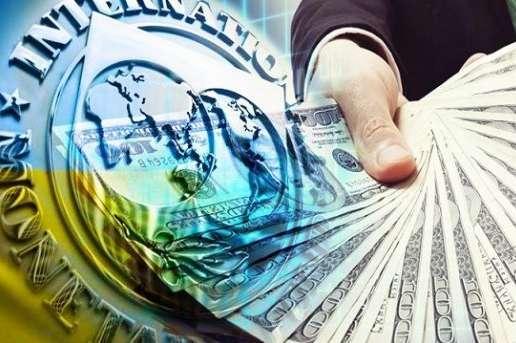 Україна перерахувала МВФ 450 млн доларів запрограмою stand by