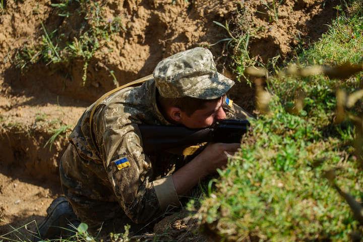 Бойовики влаштували масштабну провокацію йпоранили українських бійців