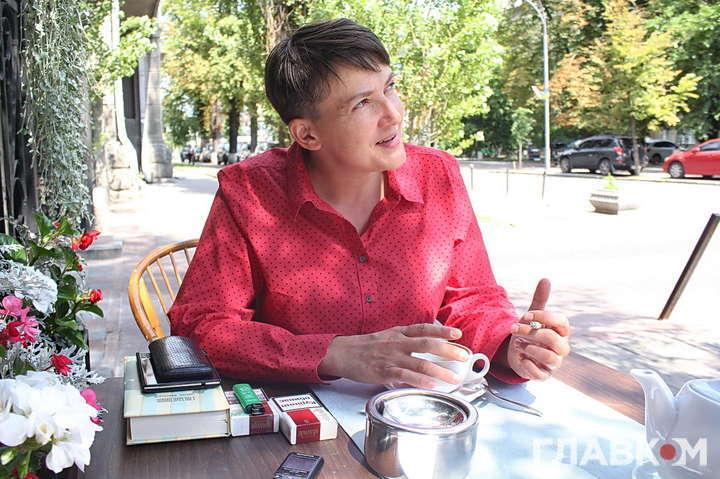 Савченко:«Щодо якихось моментів флірту – це скоріше із слідчими»