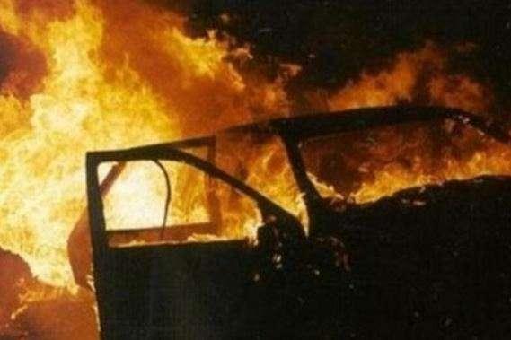 Поліція: наОдещині в Ізмаїлі вибухнуло авто поліцейського, є постраждалі