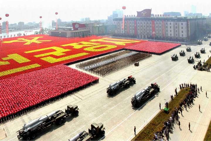 КНДР готує план удару поамериканській військовій базі наГуамі