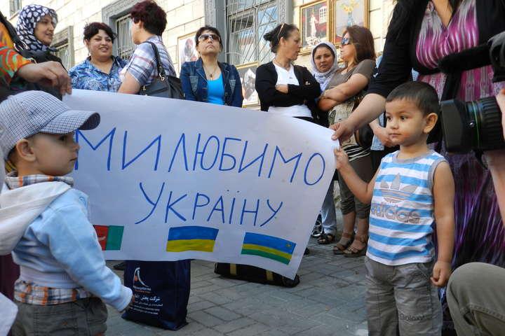 В Україну найбільше тікають громадяни Афганістану, Сирії та Росії