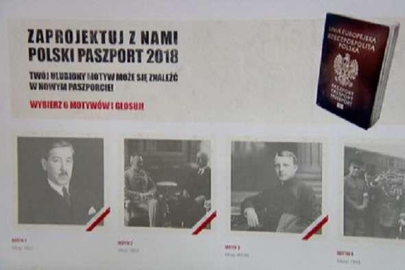 Рішення про дизайн польського паспорту зМеморіалом орлят приймуть увересні