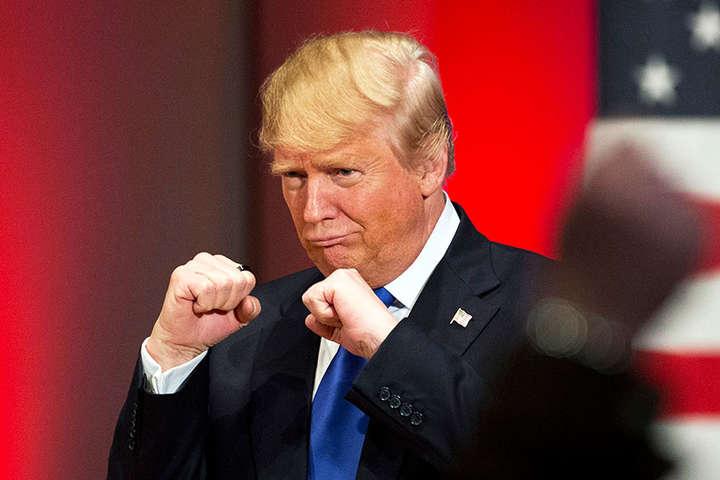 Трамп: Сили США готові добою з Північною Кореєю