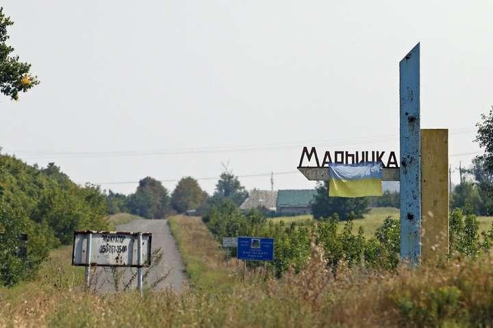 Вибух під час бою біля Мар'їнки: військові двічі зарядили міномет