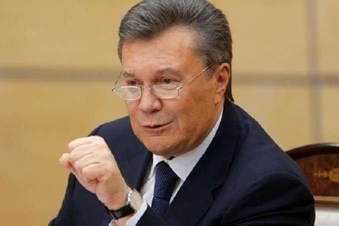 Суд розпочав вивчення доказів усправі про держзраду Януковича