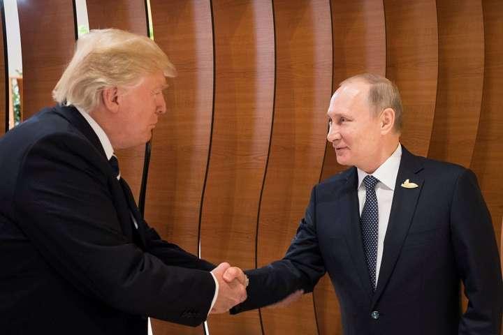 Трамп подякував Путіну заскорочення дипмісій США