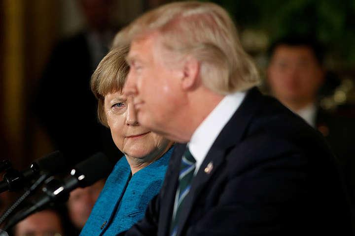 Меркель розкритикувала заяви Трампа щодо КНДР: уконфлікта немає військового вирішення