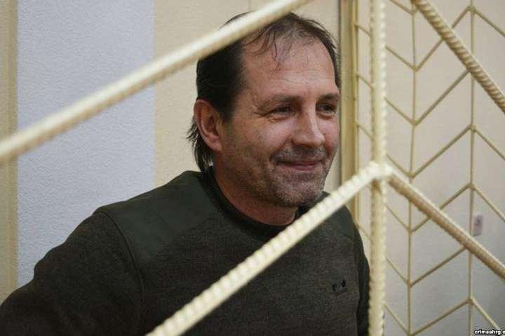 Українського політв'язня побив начальник ізолятора вКриму