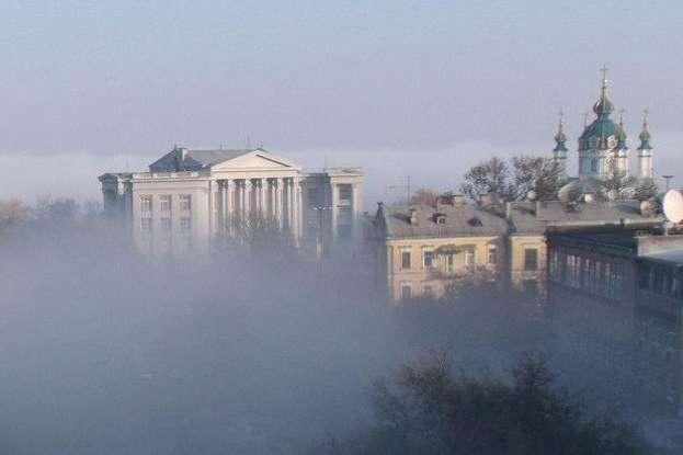 Через спеку уКиєві забруднилося повітря