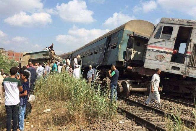 Радник міністра транспорту Єгипту помер після відвідин місця залізничної катастрофи