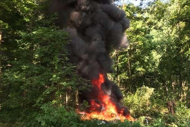 Криваві протести вСША: зросла кількість загиблих, розбився поліцейський гелікоптер