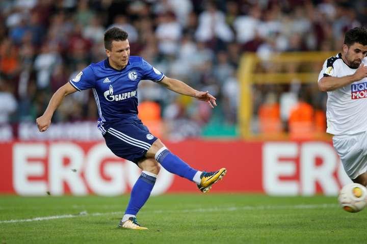 Коноплянка розпочав новий сезон дублем уматчі Кубка Німеччини