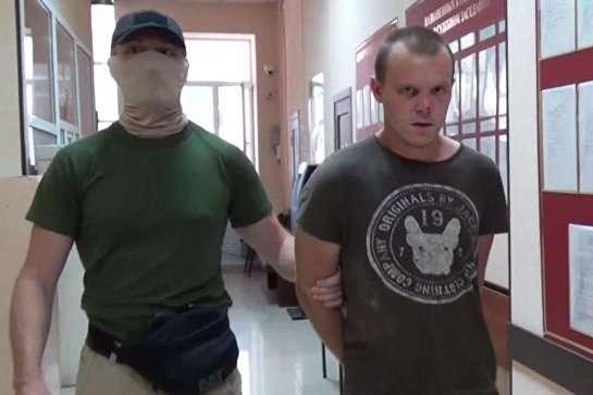 УФСБРФ заявляють про затримання вКриму «українця-диверсанта»