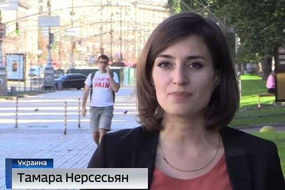 Москва після видворення Нерсесьян звинувачує Київ упорушенні прав російських журналістів