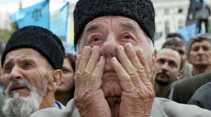 Остання російська анексія Криму має факти насильницьких демографічних змін. Окупаційна влада створила умови для вимушеного переселення кримчан на материкову частину України — Наступний злочин, після окупації. Що сьогодні робить Росія в Криму