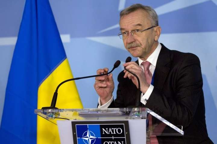 Під час навчань НАТО в Грузії до українського взводу був особливий інтерес, - посол