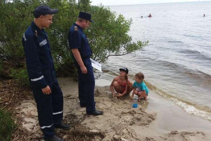За два тижні в Україні потонули понад 200 осіб