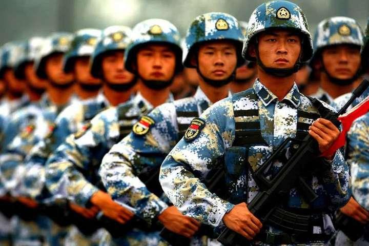 Влада Китаю змінила командувачів усіх 13 армій сухопутних військ