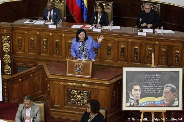 УВенесуелі Конституційна асамблея позбавила парламент повноважень