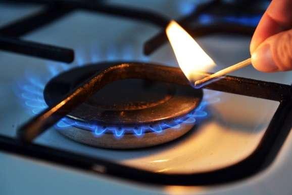 Українцям зменшили нормативи споживання газу