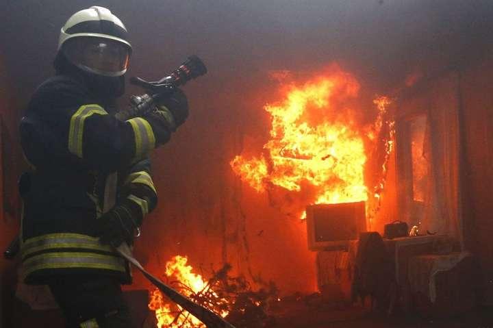 З початку року у вогні загинули більше тисячі українців