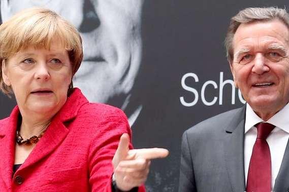 Меркель розкритикувала екс-канцлера Шредера занаміри увійти доради директорів Роснєфті