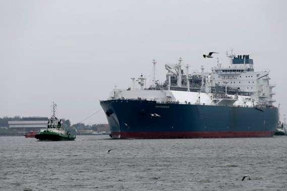 Литва отримала першу партію американського скрапленого газу
