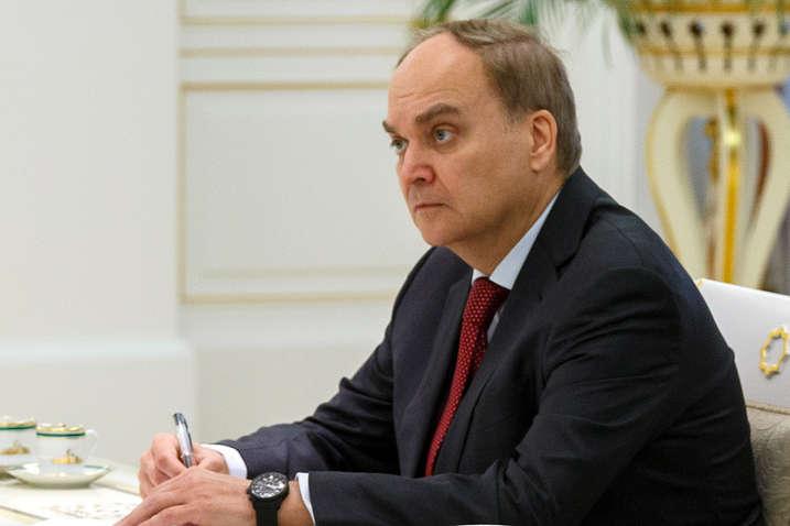 Путін призначив нового послаРФ уСША