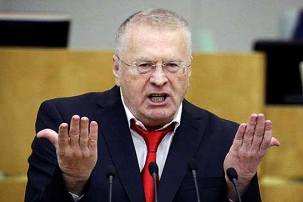 Генпрокуратура України: Жириновського звинувачено у фінансуванні тероризму