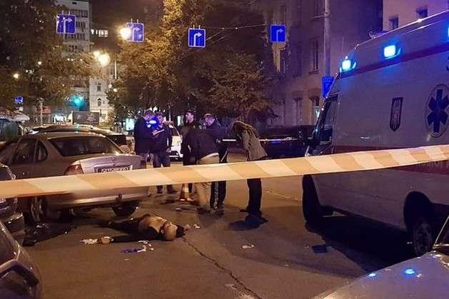 Уцентрі Києва невідомі застрелили чоловіка