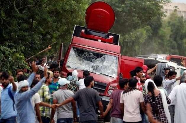 Масові заворушення в Індії: внаслідок сутичок загинули 23 особи (ВІДЕО)