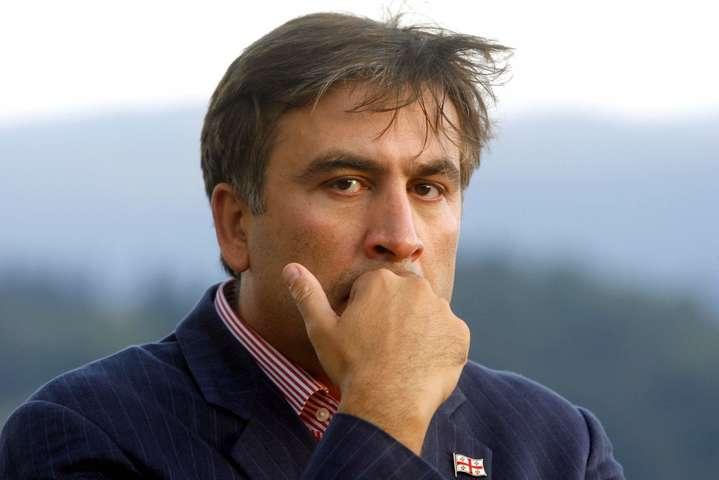 Саакашвили неполучал объявления олишении его гражданства Украинского государства