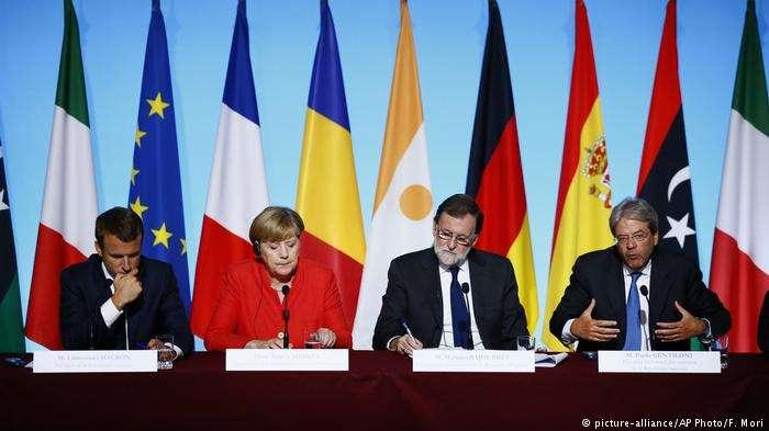 УПарижі країни ЄС таАфрики обговорять проблеми міграції