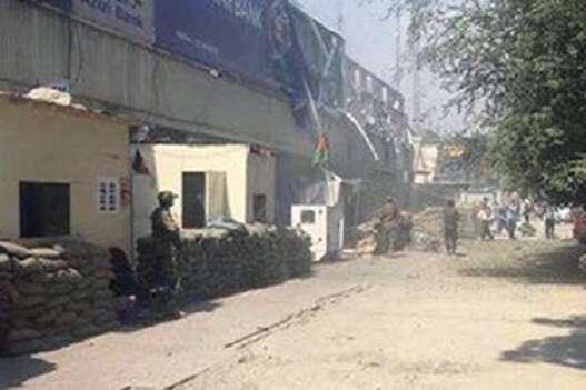УКабулі біля посольства США прогримів вибух: є жертви