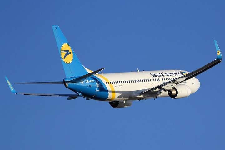 МАУ у2018 році запустить прямі рейси зКиєва доКаїра