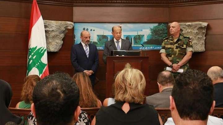 Президент Лівану оголосив про перемогу над ІДІЛ
