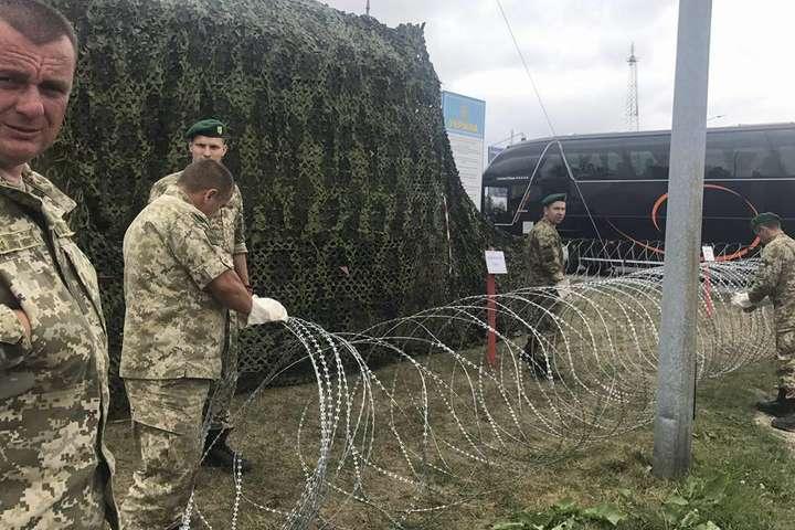 Прикордонники спростували затримання прес-секретарки партії Саакашвілі