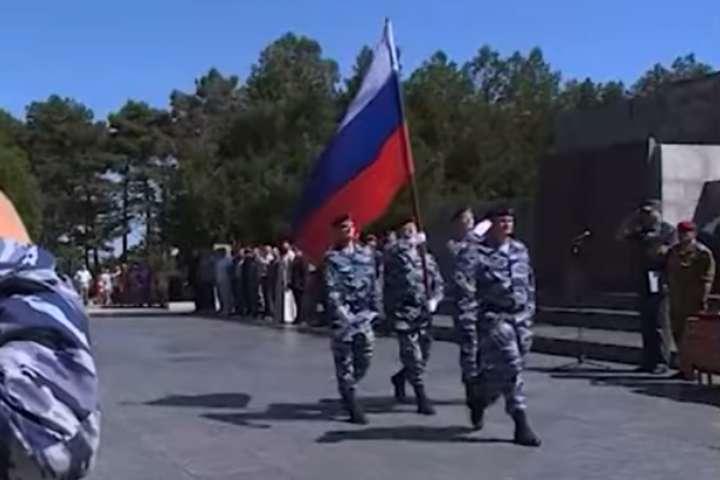 Вокупованому Криму беркутівцям, які зрадили присязі, віддячили грамотами і подяками