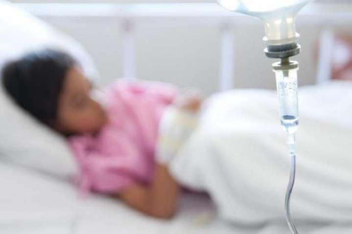 Масове отруєння на Рівненщині: 14 першокласників госпіталізували