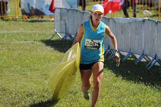 Українська каноїстка стала чемпіонкою світу з марафону