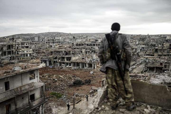 Сирійська армія відбила у«ІД» військовий аеродром вДейр-ез-Зорі