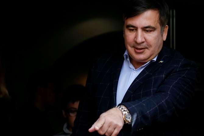 Геращенко про «прорив Саакашвілі»: задачею провокаторів була кров