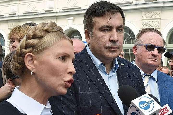 Екстрадиція Саакашвілі: Україна поки щоможе невидавати екс-президента Грузії