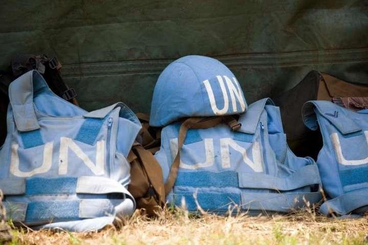 Україна щенепередала ООН свою резолюцію щодо миротворців наДонбасі,— МЗС