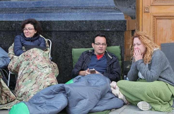 Народні депутати від «Самопомічі» в червні цього рокуоголошували голодування з вимогою до керівництва держави вирішити проблему вивезення сміття зі Львова